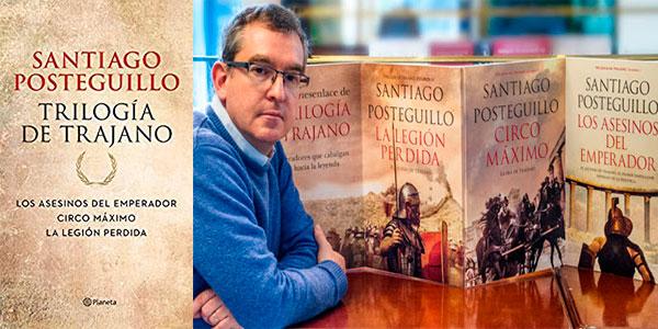 Chollo Trilogía de Trajano en versión Kindle