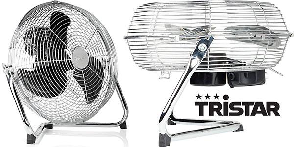 Chollo Ventilador de suelo Tristar VE-5933 con circulador de aire