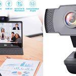 Chollo Webcam Wansview Full HD con micro para PC
