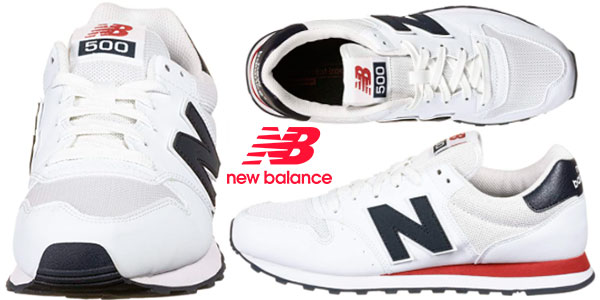 Chollo Zapatillas New Balance 500 para hombre