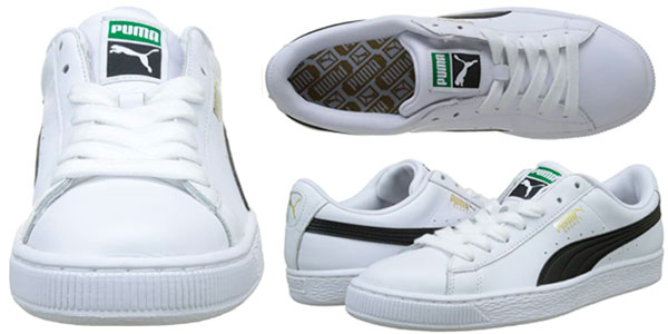 Chollo Zapatillas Puma Basket Classic unisex