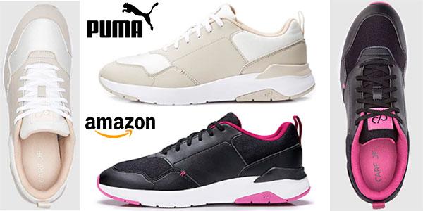 Chollo Zapatillas Puma Care Of para mujer