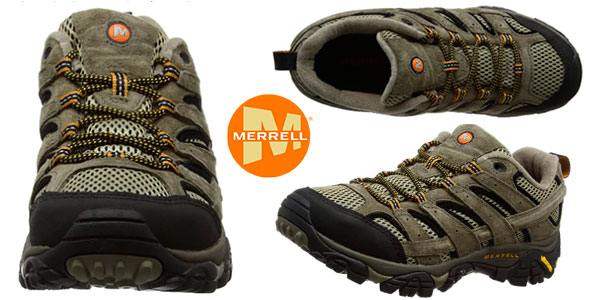 Chollo Zapatillas de senderismo Merrell Moab 2 Vent para hombre