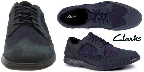 Chollo Zapatos Clarks Vennor Wing para hombre