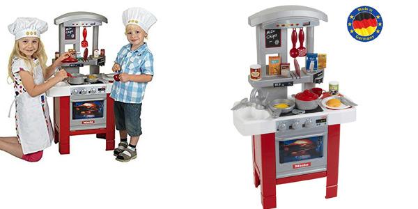 Cocina de juguete Theo Klein Kitchen Miele para niños barata en Amazon