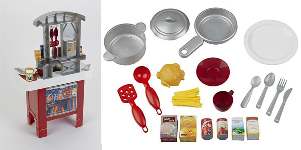 Cocina de juguete Theo Klein Kitchen Miele para niños chollo en Amazon