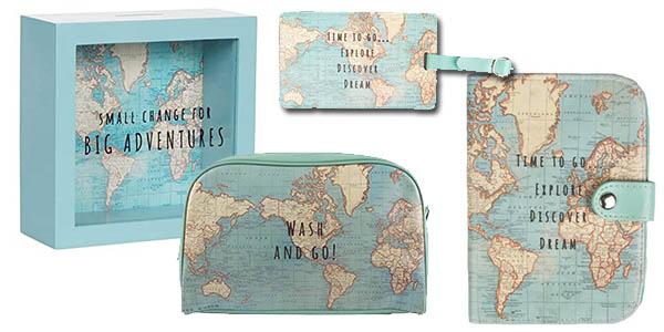 complementos de viaje Sass & Belle a precio de chollo ideal como regalos para viajeros