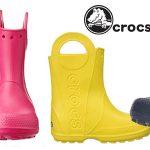 Crocs Handle It Rain botas de lluvia baratas