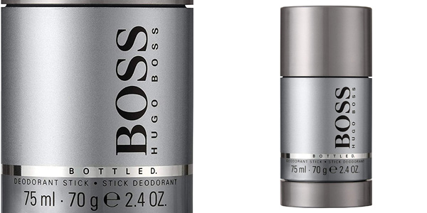 Desodorante Hugo Boss Bottled de 75 ml para hombre barato en Amazon
