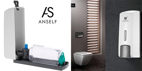 Dispensador de jabón de pared Anself de 300 ml barato
