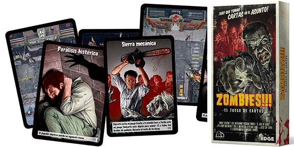 Chollo Juego de cartas Zombies!!!