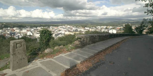 Escapada barata a Sarria (Galicia)