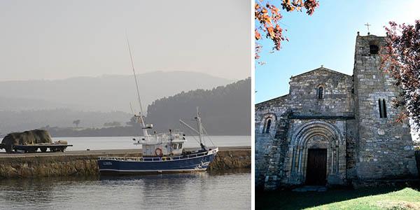 escapada económica de fin de semana a Foz, en Galicia