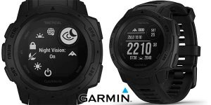 Reloj Garmin Instinct Tactical
