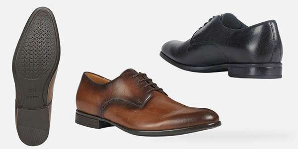 Geox u Iacopo C zapatos de vestir baratos