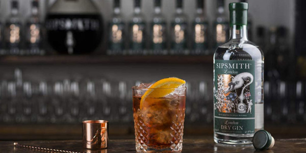 Ginebra Sipsmith London Dry Gin de 700 ml chollo en Amazon