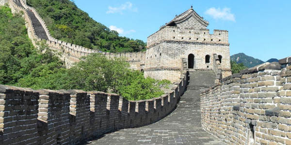 Gran Muralla China tour virtual gratis
