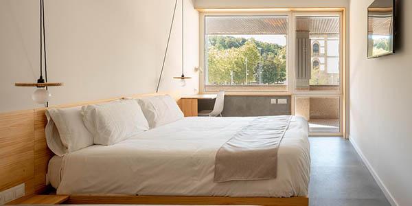 Hotel Cristina Enea Rooms barato de buena relación calidad-precio y ubicación céntrica en San Sebastián