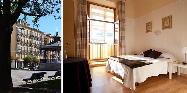 Hotel Plaza Pombo B&B en Santander a precio de chollo