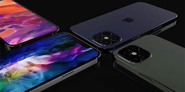 iPhone 12 Pro y iPhone 12 Pro en varios colores