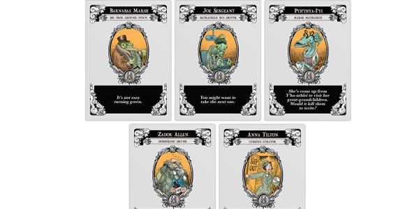 Juego de cartas Cthulhu Gloom oferta en Amazon