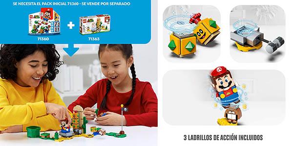juego de construcción LEGO Super Mario Expansión Pokey del Desierto barato