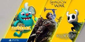 Juegos GRATIS con PS Plus de noviembre 2020 para PS4 y PS5