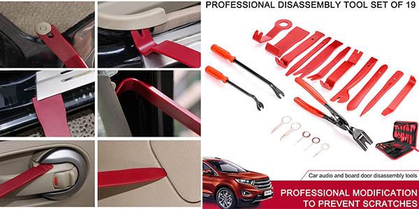 kit de herramientas de desmontaje para el coche Vislone a precio de chollo