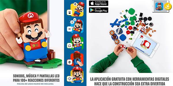 LEGO Super Mario Set de Expansión Avalancha de Bill Balazos mejor oferta