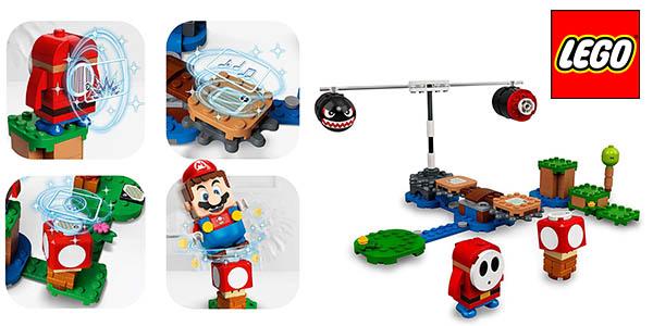 LEGO Super Mario set de expansión Avalancha Bill Balazos oferta