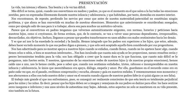 """libro """"Educar sin perder los nervios"""" de Tania García en versión Kindle"""