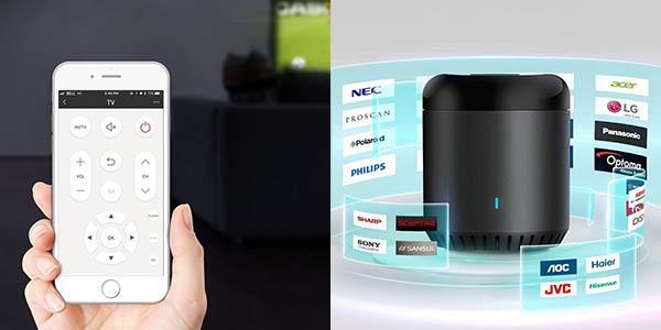 Mando universal Broadlink RM Mini 3 WiFi