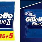 Maquinillas desechables Gillette Blue baratas en Amazon