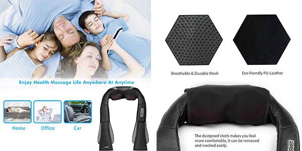 masajeador de cuello y hombros Cyouh oferta