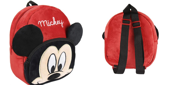 Mochila de guardería de Mickey Mouse barata en Amazon