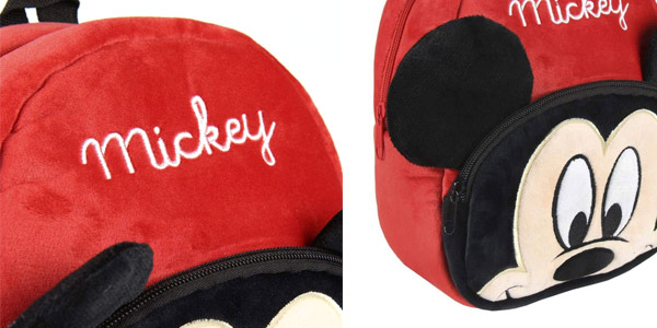 Mochila de guardería de Mickey Mouse chollo en Amazon