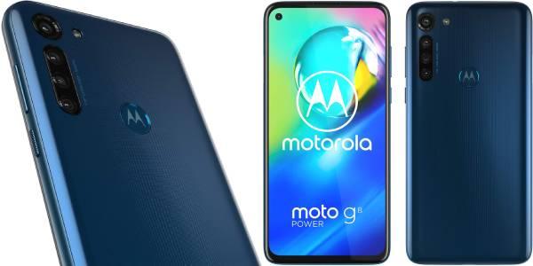 Motorola Moto G8 Power barato