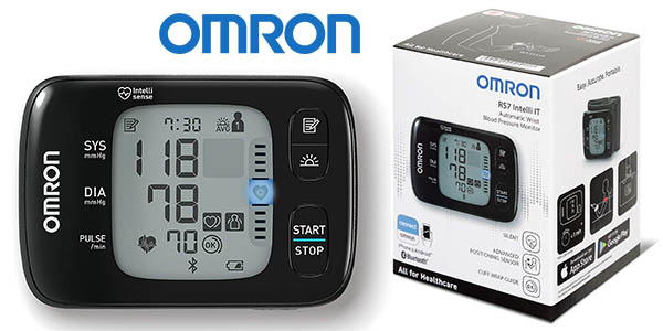 Omron RS7 Intelli It tensiómetro barato