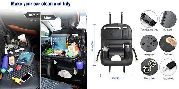 organizador ajustable para asiento de coche Tsumbay oferta