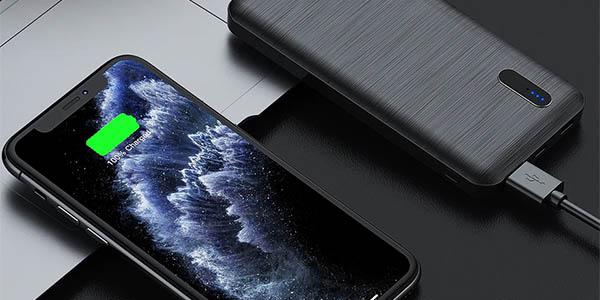 2x Batería portátil de 10.000 mAh barato