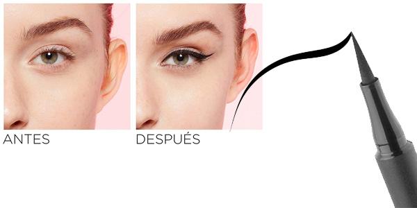 Pack x2 Eyeliner líquido L'Oreal Paris Make-up Designer Super Liner oferta en Amazon