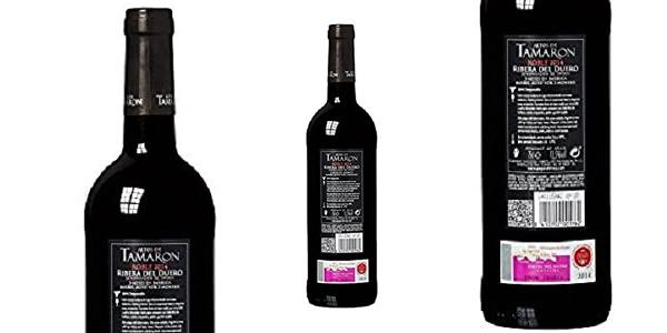 Pack x6 botellas Altos de Tamaron Ribera del Duero Roble Vino Pinto de 750 ml oferta en Amazon