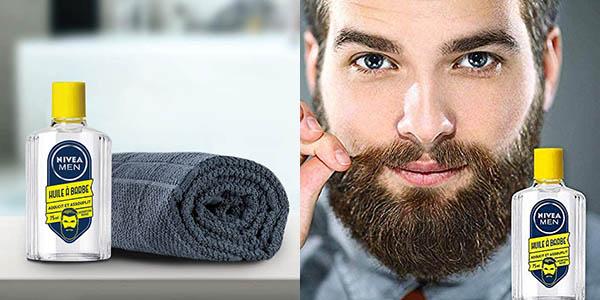 Pack x3 Nivea Men aceite para la barba de 75 ml