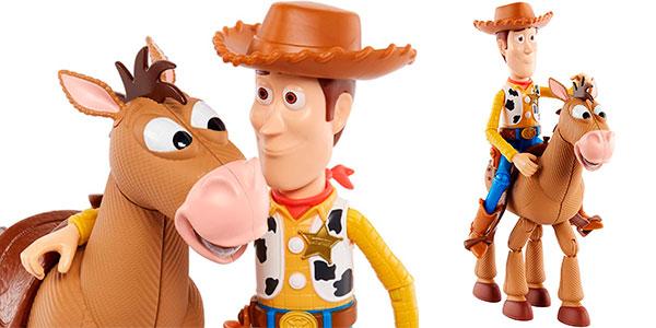 Pack Woody y Perdigón de Toy Story 4 barato