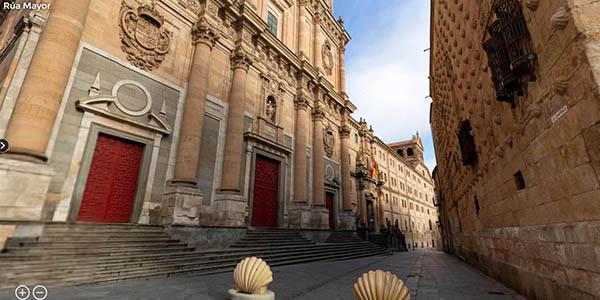 panorámicas de la ciudad de Salamanca para hacer un tour virtual gratis