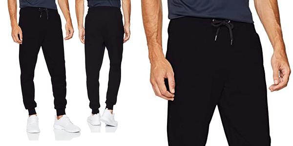 Pantalones deportivos FM London Hyfresh Slim Fit para hombre baratos en Amazon