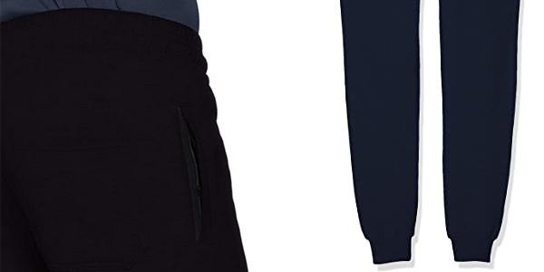 Pantalones deportivos FM London Hyfresh Slim Fit para hombre chollo en Amazon