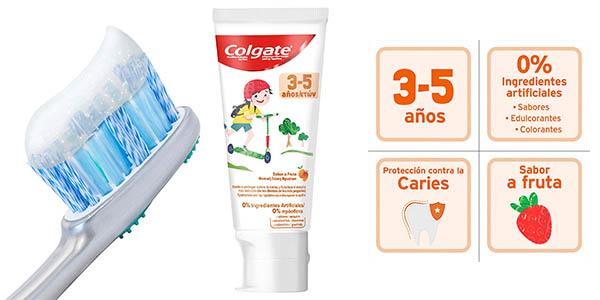 pasta dental Colgate Niños con efecto anticaries barata