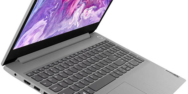"Portátil Lenovo IdeaPad 3 de 15.6"" Full HD barato"