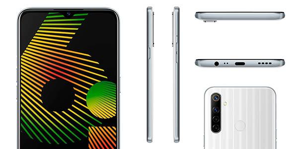 realme 6I smartphone barato